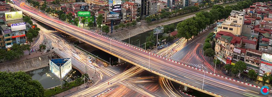 Thực trạng hạ tầng giao thông Việt Nam - đường đô thị