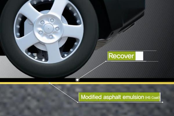 Bê tông nhựa phục hồi vá mặt đường