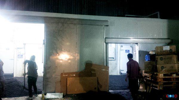 Chuẩn bị mặt bằng và thi công thảm bê tông nhựa nền nhà