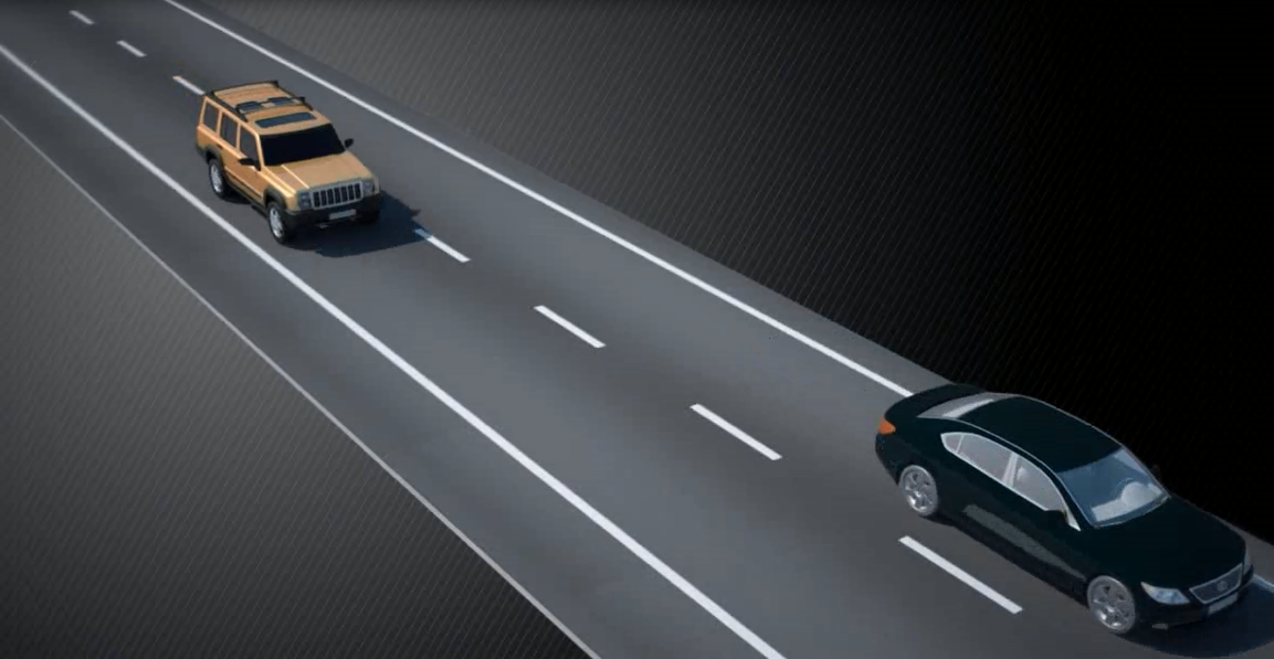 Thông xe mặt đường bê tông nhựa phục hồi