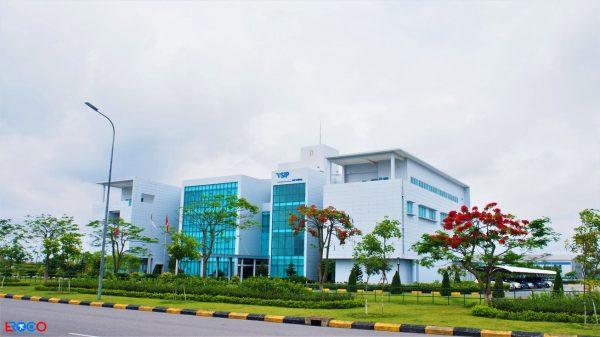 Cung cấp và thi công Carboncor Asphalt tại KCN VSIP Hải Phòng