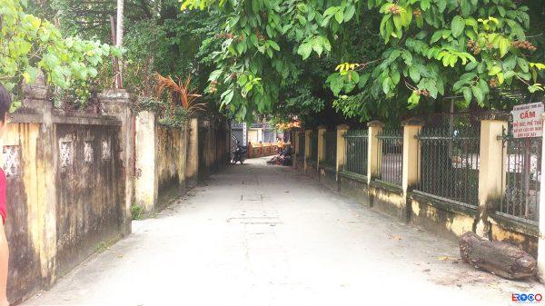 Thảm bê tông nhựa nóng tại Trung Kính – Hà Nội