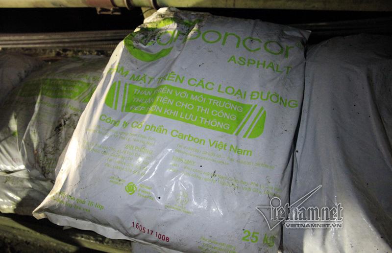 Bao sản phẩm Carboncor Asphalt