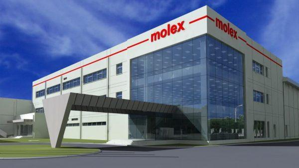 Thảm bê tông nhựa nóng tại nhà máy Molex Việt Nam